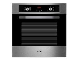 櫻花牌代理義大利 SVAGO電烤箱 FDT1007☆崁入式不鏽鋼旋風烤箱☆兒童安全鎖65公