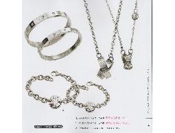 2014年艾摩兒西洋情人節鋼飾商品~寵愛你的情人