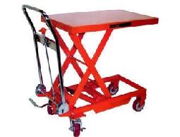 油壓昇降平台車,昇降機,升降台,平台車,油壓拖板車-力大機械企業社